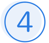 Four icon for The Laundry Room, Charlotte's best laundromat. Located on Arrowood Road, our store also offers dry cleaning, wash-and-fold, and laundry delivery services. Visit us today!